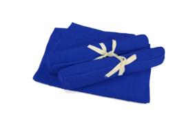 Badmat Blauw 50 x 80 cm