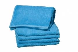 Handdoeken Zeeblauw 350 gram