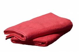 Badhanddoeken Rood 350 gram