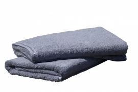 Badhanddoeken Antracietgrijs 350 gram