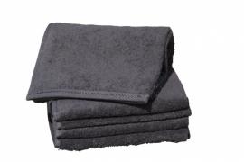 Handdoeken Zwart 350 gram