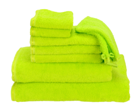 Grote Handdoek Lichtgroen 450 gram