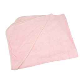 Babycape Roze 75 x 75 cm