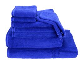 Handdoekenset Middenblauw 500 gram