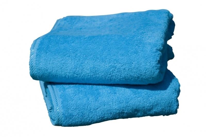 Strandlaken Zeeblauw 350 gram