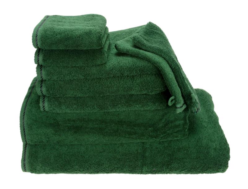 Handdoekenset Donkergroen 500 gram