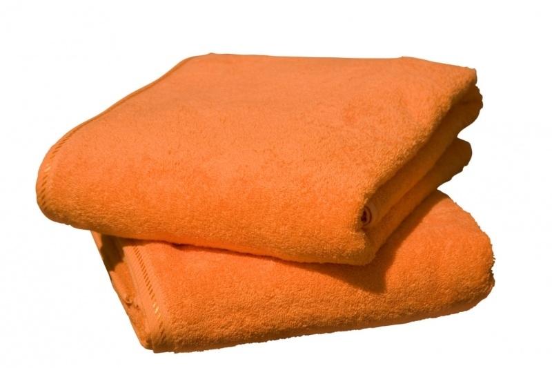 Strandlaken Oranje 350 gram