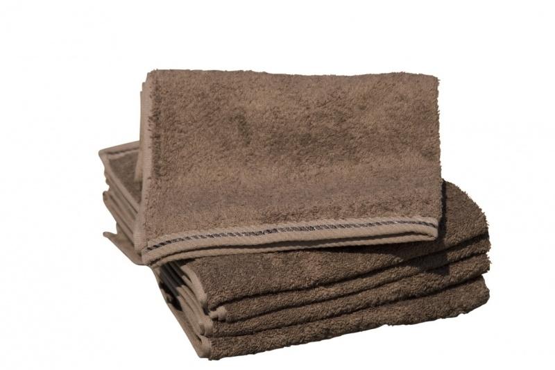 Handdoeken Bruin - 350 gram