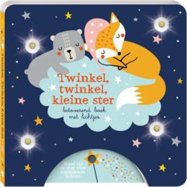 Kartonnen Boekje Twinkel, twinkel, twinkel, kleine ster