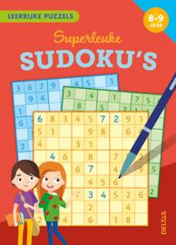 Superleuke Sudoku's 8-9 jaar
