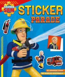 Sticker Parade Brandweerman Sam