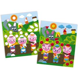 JANOD Atelier, Vilt stickers er was eens...