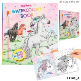 Miss Melody WaterColour Book ( 11162)