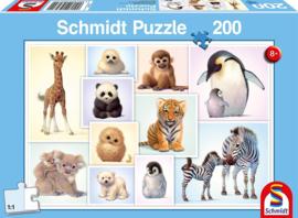 Schmidt puzzel Babydieren