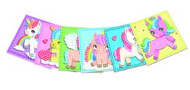 PlayMais Mosaic Eenhoorn