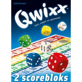 QWIXX Scoreblocks