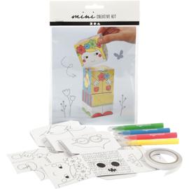 Mini Creative Kit Karton vouwen