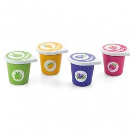 Yoghurt bekertjes