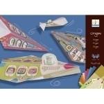 Djeco Vliegtuigen Origami