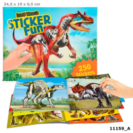 Dinoworld Sticker Fun