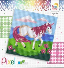 Pixelset Eenhoorn