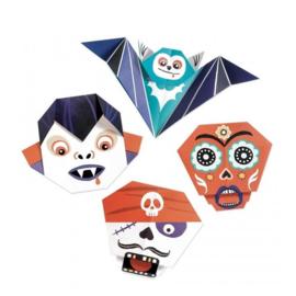 Djeco Origami Griezelen
