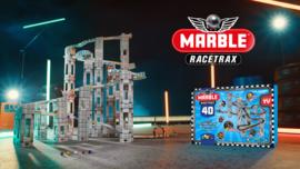 Knikkerbaan marble Racetrax 40