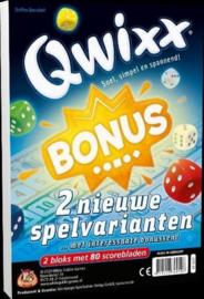Qwixx Bonus scoreblocks