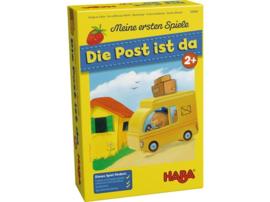 Haba Hier is de post!