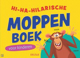 Deltas Hi-Ha- Hilarische moppenboek voor kinderen