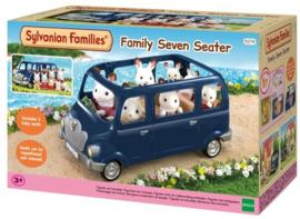 Sylvanian Families Familiewagen