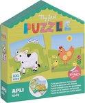 APLI Kids Mijn eerste boerderijpuzzel
