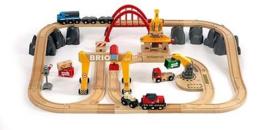 BRIO Treinset Vrachtvervoer