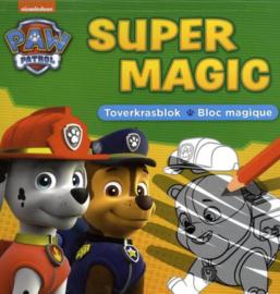 Paw Patrol Super magic toverkrasblok