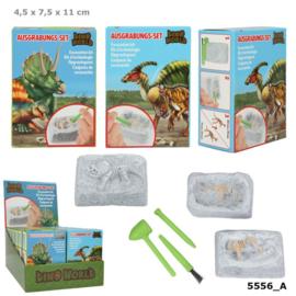 Dino World Opgravingsset klein