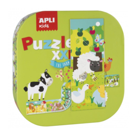 Apli Kids Puzzel XXL Boerderij