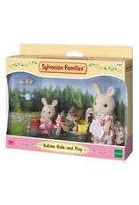 Sylvanian Families Rijdend speelgoed voor baby's