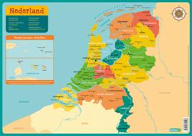 Educatieve onderlegger-Nederland