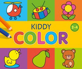 Kleurboek Kiddy Color