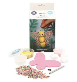 DIY-kit Vlinder Belle