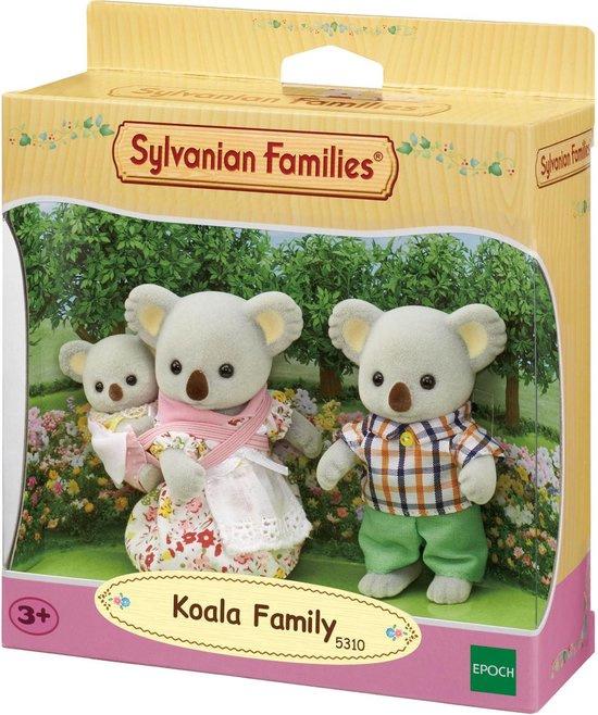 Familie Koala