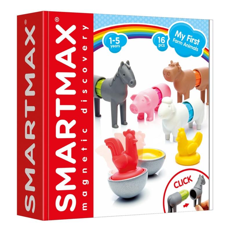 SMARTMAX My First Farm Friends