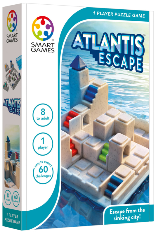 SmartGames Atlantis Escape