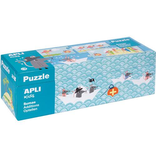 Apli Kids Puzzel Optellen