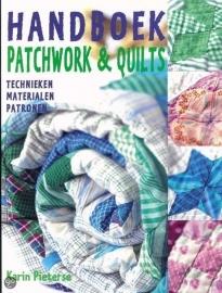 Handboek Patchwork en quilts