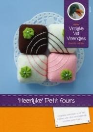 patroonboekje Petit Fours