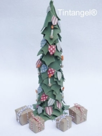 Pakket De Kerstboom op Kerstochtend