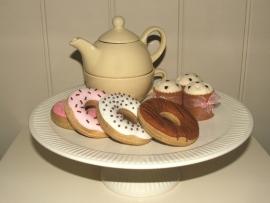 Petit fours, taartje  en bonbons! (4 uur) prijs voor 2 personen.
