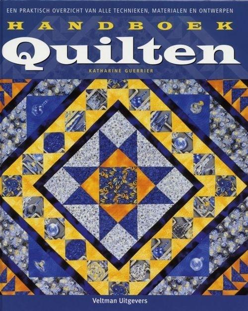 Handboek quilten (Katharine Guerrier)