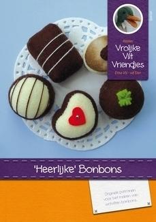 patroonboekje Bonbons